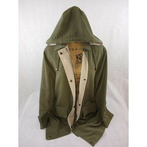 Westbound Jackets & Coats - Westbound Coat Removable Hood Size S Green
